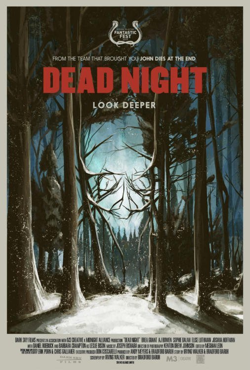 Dead Night Theatrical Poster