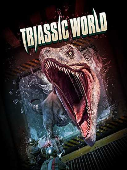 Triassic World Poster 2