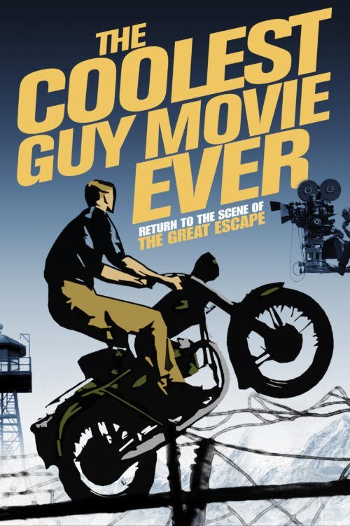 COOLEST GUY MOVIE EVER