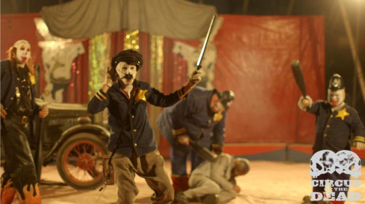 Circus of the Dead 3