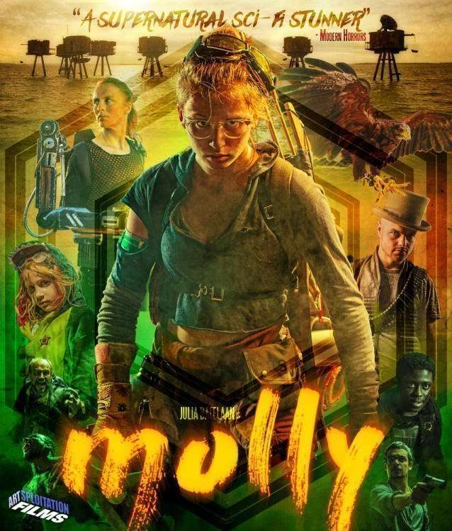 Molly Key Art