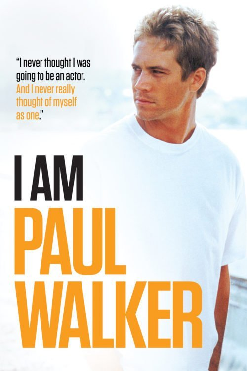 Paul Walker DVD Wrap