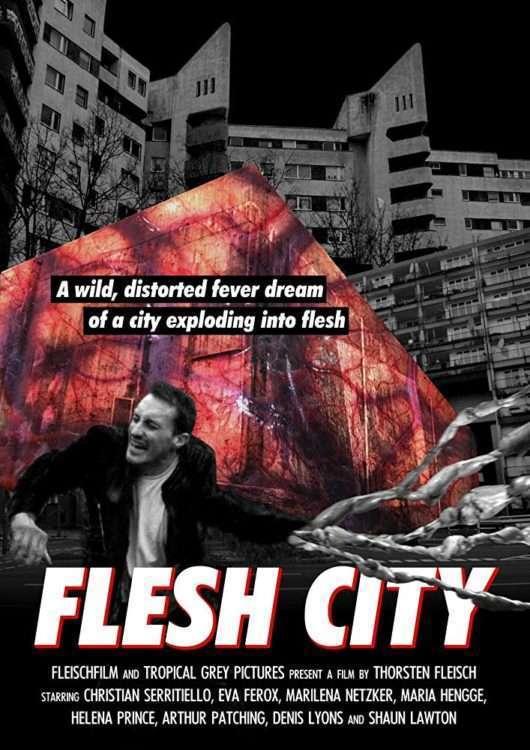 Flesh City Poster