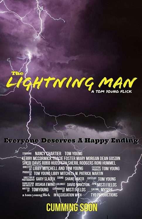 Lightning Man Poster