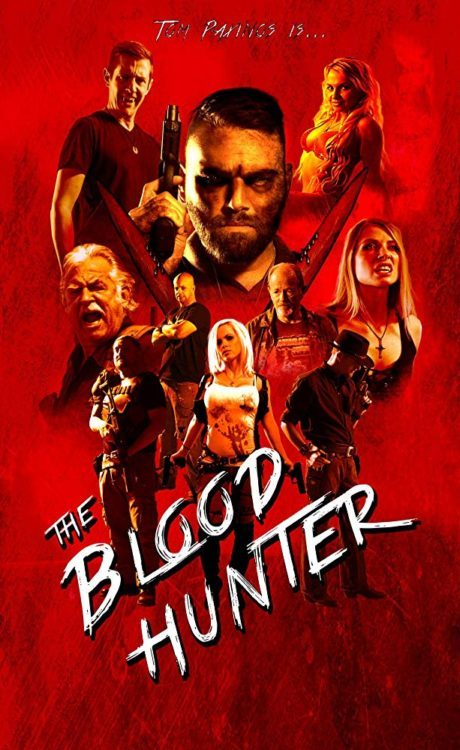 The Blood Hunter Poster