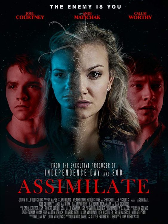 Assimilate Poster
