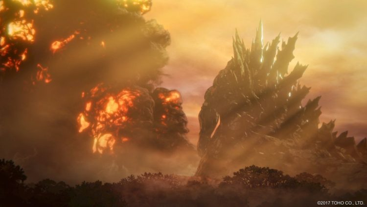 Godzilla Planet Of The Monsters 2