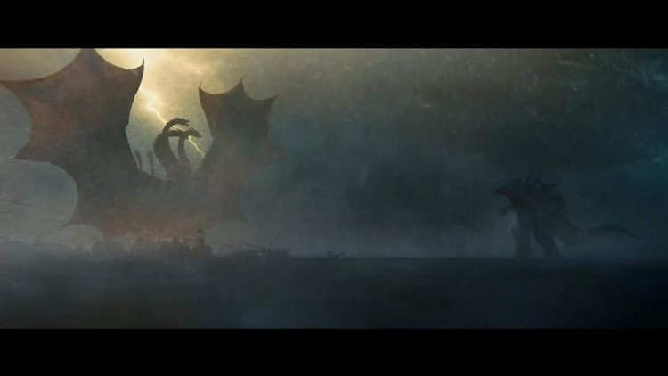 Godzilla King Of The Monsters 4