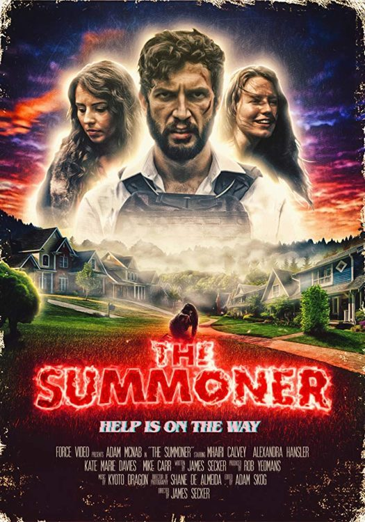 The Summoner Poster 2