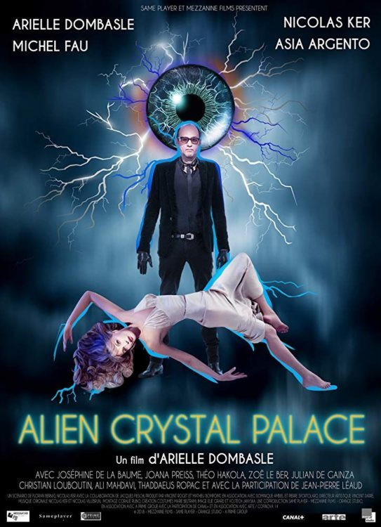 Alien Crystal Palace Poster