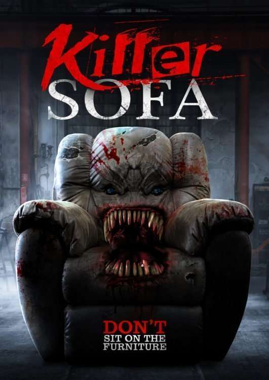 KILLER SOFA-KEY ART