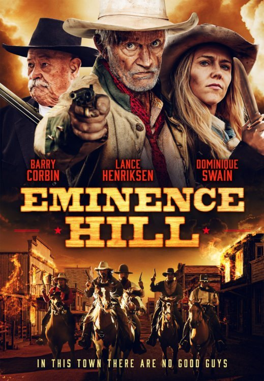 Eminence Hill Key Art
