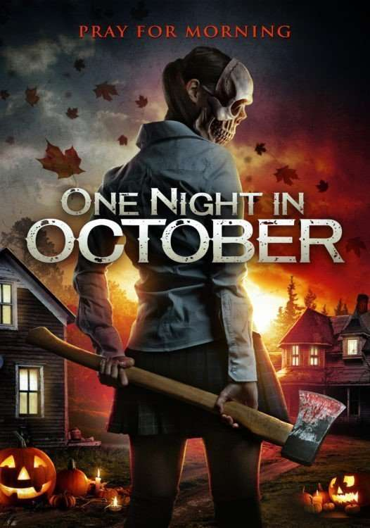 One Night In October Art