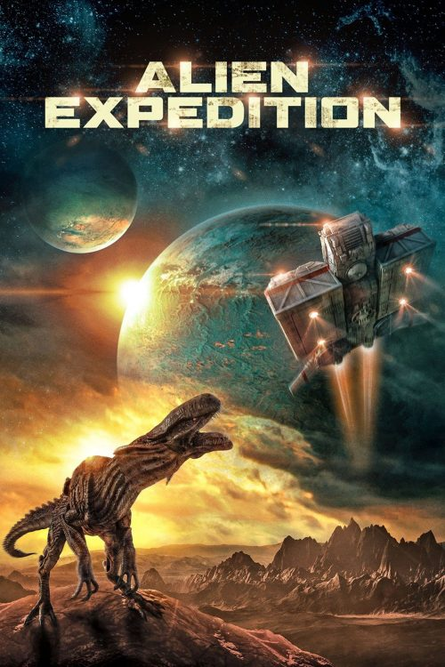 Alien Expedition Poster 2