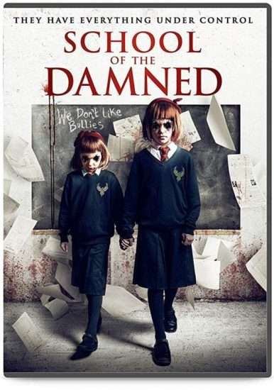 School Of The Damned Poster