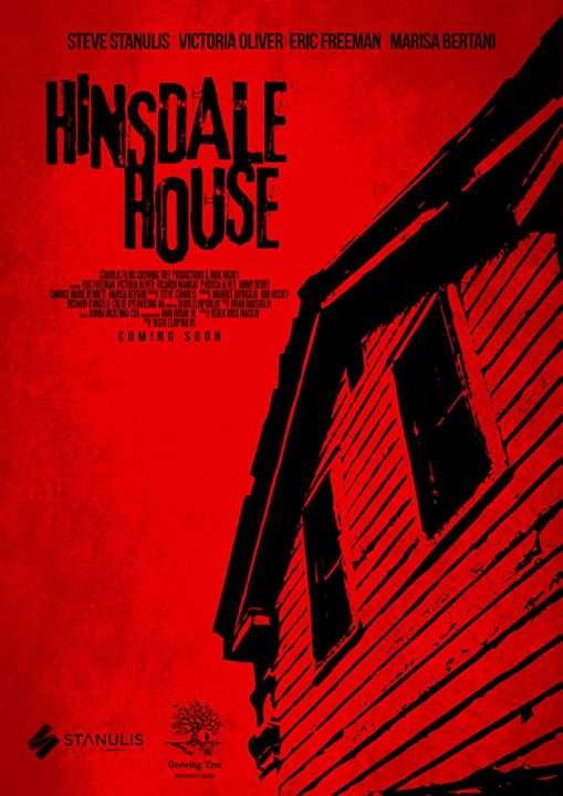 Hinsdale House Poster