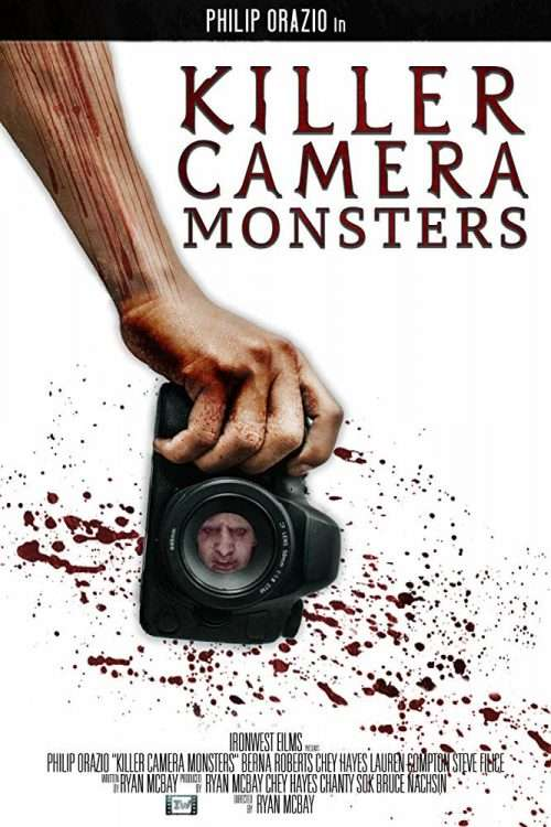 Killer Camera Monsters Poster 1