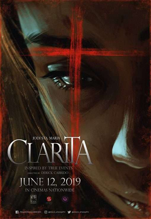 The Exorcism Of Clarita Poster