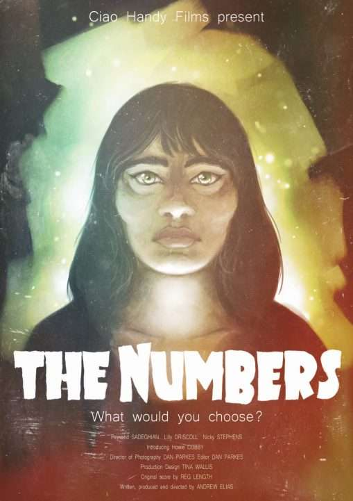 The Numbers Poster