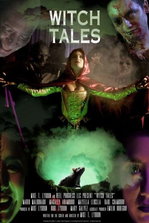 Witch Tales Poster
