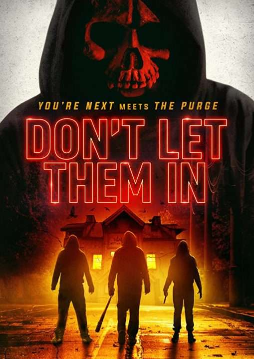 Don't Let Them In Poster
