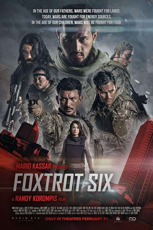 Foxtrot Six (2020) Bengali Dubbed (Voice Over) WEBRip 720p [Full Movie] 1XBET