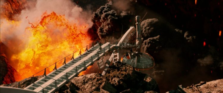 Skyfire DVD - Win a copy of this great disaster movie!!