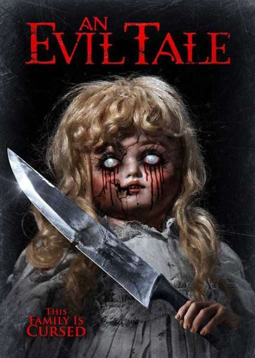 AN EVIL TALE Poster