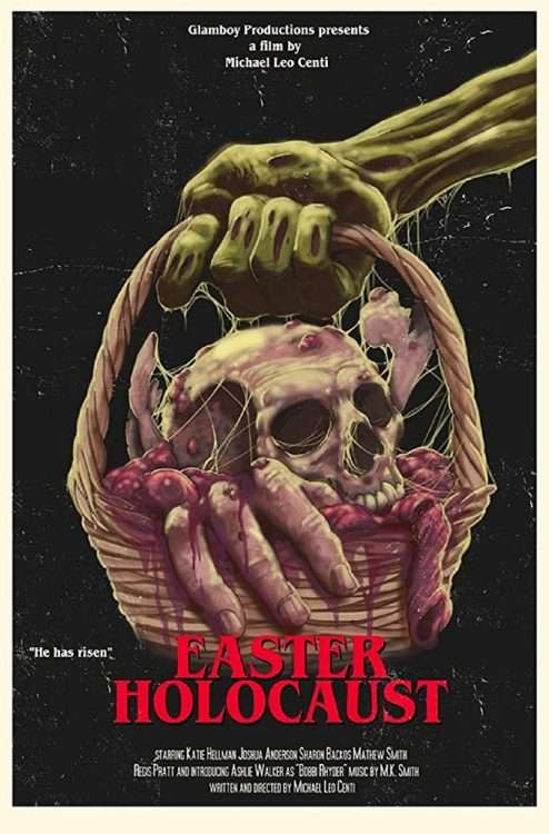 Easter Holocaust Poster