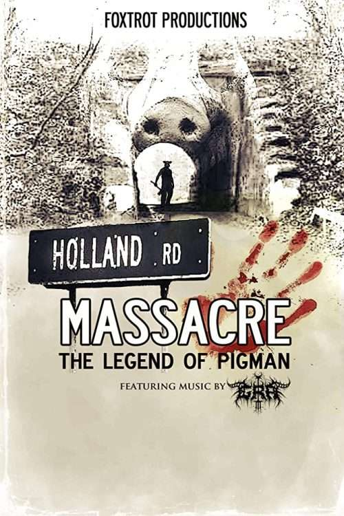 Holland Road Massacre Poster