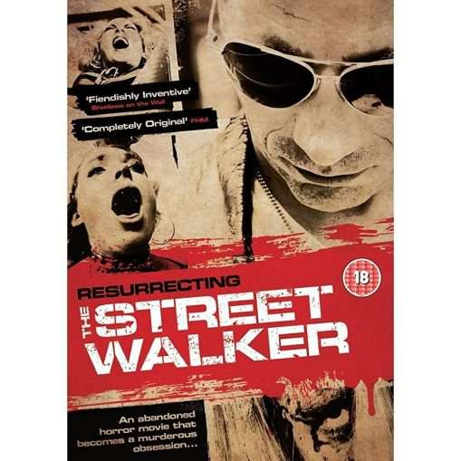 Resurrecting the Street Walker Poster