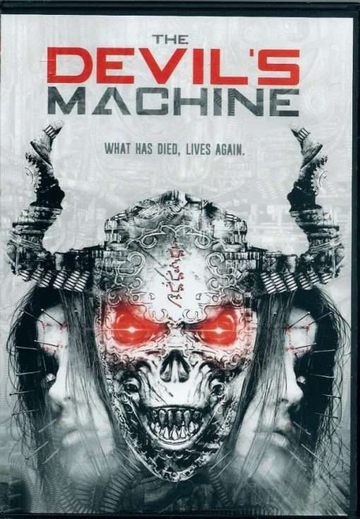 The Devil's Machine Poster