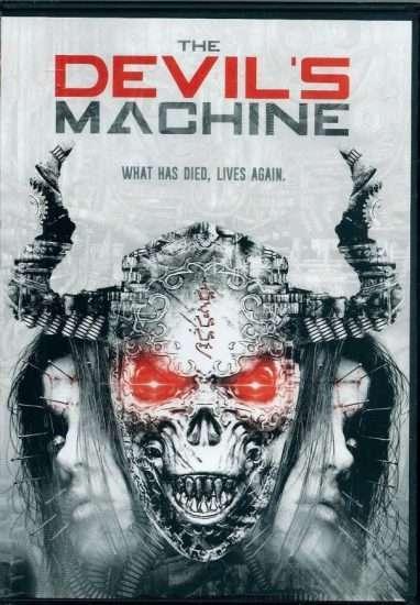 The Devil's Machine Poster