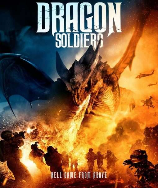 Dragon Soldiers Poster 2 1
