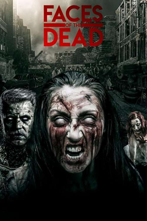 Faces Of The Dead Poster