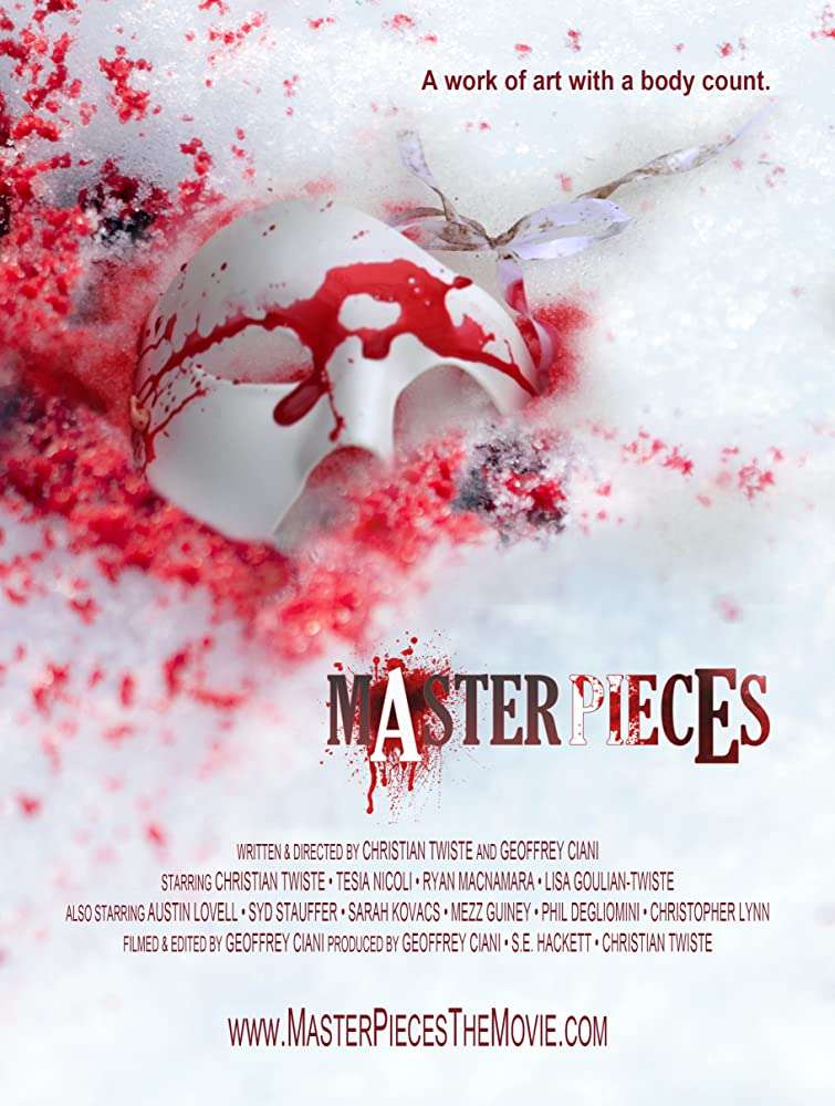 Master Pieces Poster