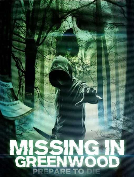 Missing In Greenwood Poster