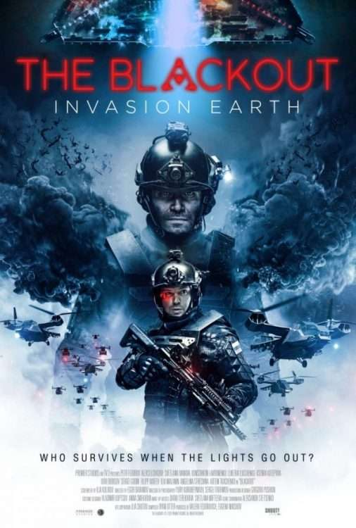 The Blackout Invasion Earth Poster