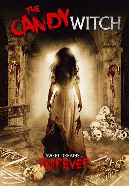 The Candy Witch Poster