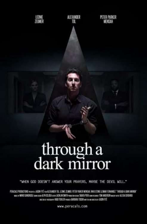 Through A Dark Mirror Poster