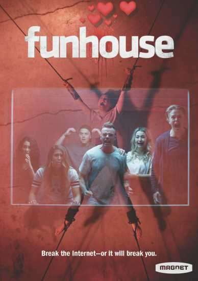 Funhouse Poster