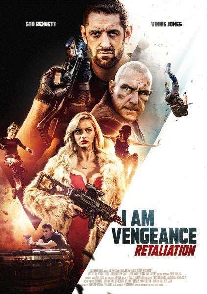 I Am Vengeance Retaliation Poster
