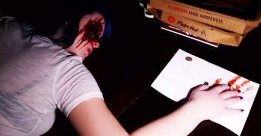 Ouija Blood Ritual 5