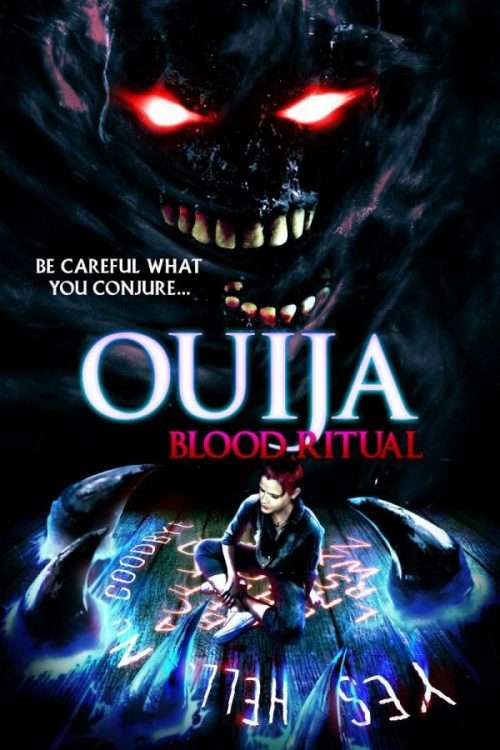 Ouija Blood Ritual Poster