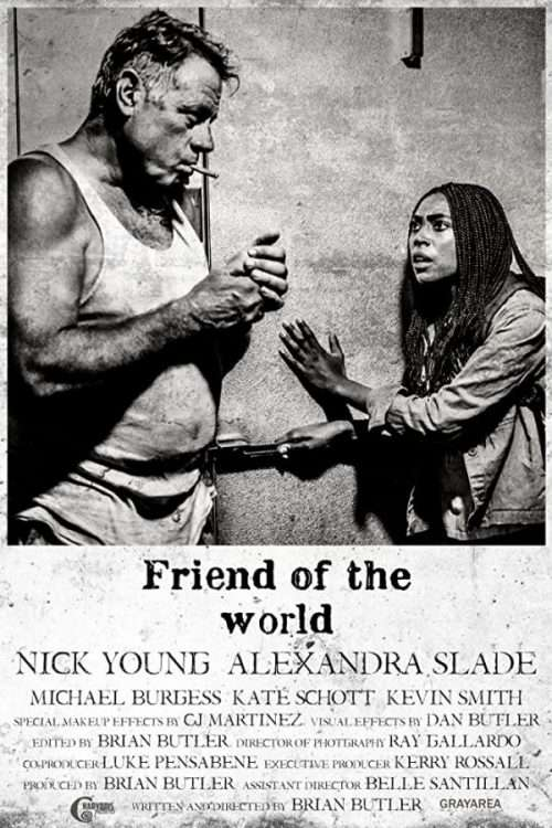 Friend of the World Poster