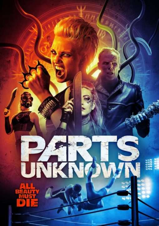 Parts Unknown KeyArt