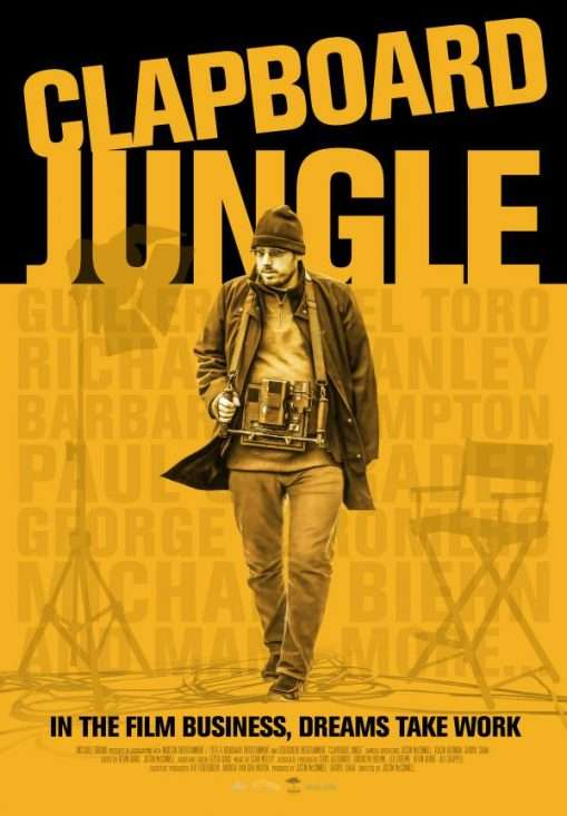 Clapboard Jungle_Poster