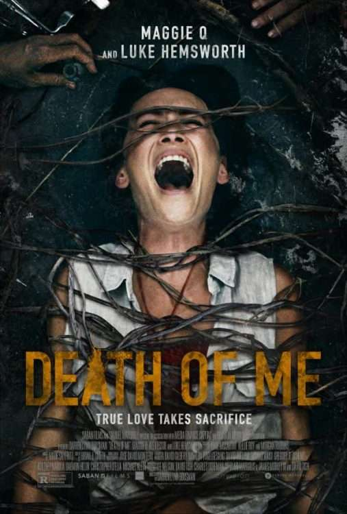 Death Of Me Poster 1