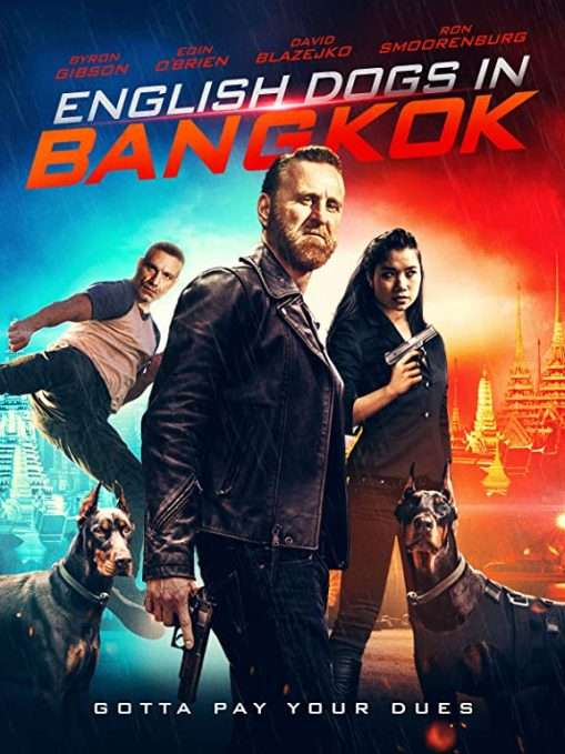 English Dogs in Bangkok Poster