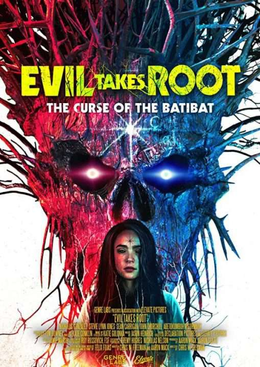 Evil Takes Root Poster